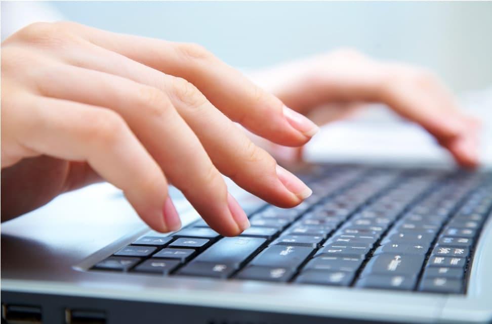 digitando-internet